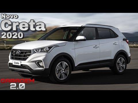 Novo Hyundai Creta 2020 Facelift - (Garagem 2.0)