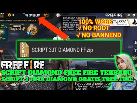 Download Script 90000 Diamond Free Fire Download Free And Premium Fonts