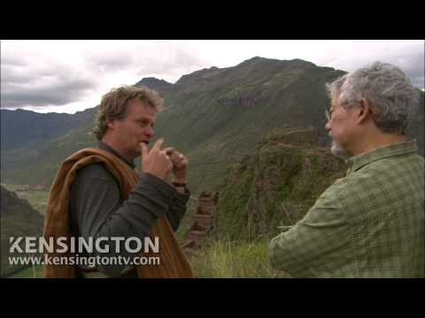 David Suzuki & Wade Davis visit Peru The Sacred Balance excerpt