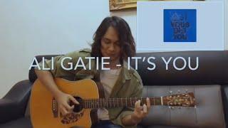 New!! Ali Gatie - It's You - Fingerstyle Guitar by Anwar Amzah