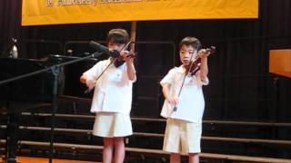 港大同學會小學午間音樂會2012-6-14