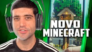 Primeiro gameplay oficial do novo Minecraft Earth