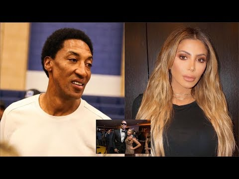 Scottie Pippen's Wife LEAVES Him After He Took Her Back For Getting W/Future