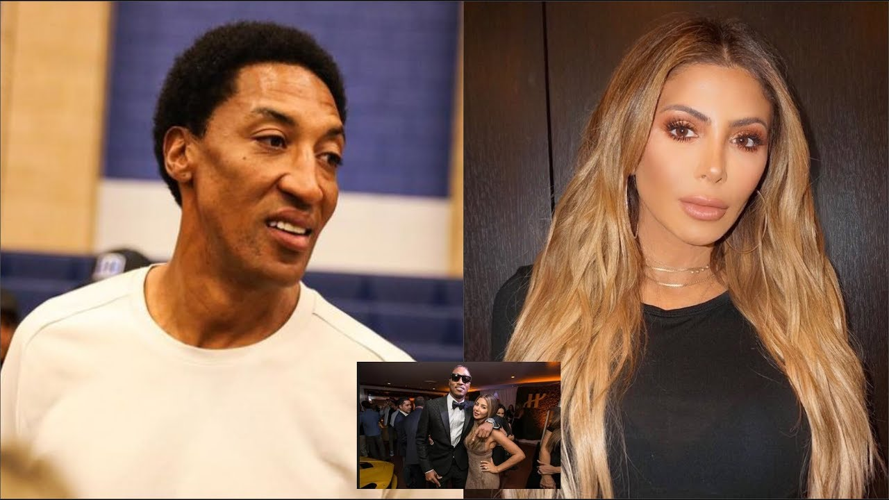 eb9d0fefc0fbb Scottie Pippen s Wife LEAVES Him After He Took Her Back For Getting W Future