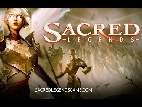 SACRED LEGENDS iOS / Android Gameplay