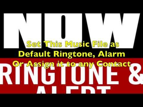 Van Halen - Right Now Ringtone and Alert