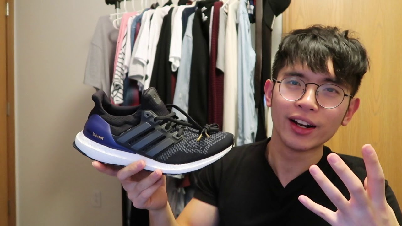UltraBoost OG 2018 Review and Sizing