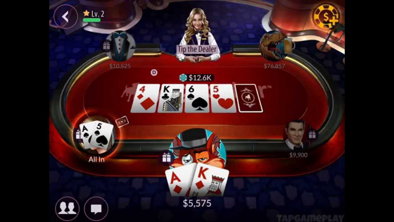 Texas Holdem Free Poker Zynga