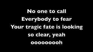 Repeat youtube video Nightmare Avenged Sevenfold Lyrics