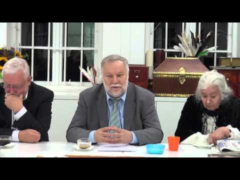 Spotkanie Klub Pochwała Inteligencji w Wilanowie (1 z 9) 15 X 2015