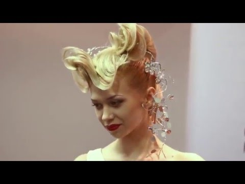 «Причёски «от кутюр» Авторский практический курс  Важи Мхитаряна