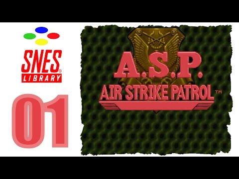 A.S.P. Air Strike Patrol [01] - Desert Fighter