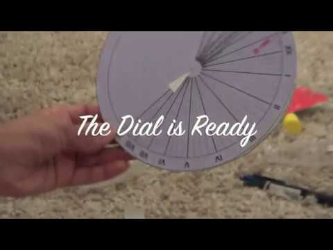 Creating and Experimenting a Sundial