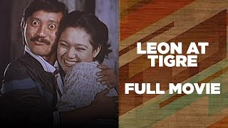 LEON AT TIGRE: Rene Requiestas, Maricel Soriano & Paquito Diaz | Full Movie