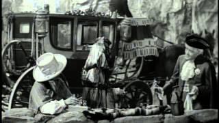 The Bridge of San Luis Rey (1944) - The bridge collapses