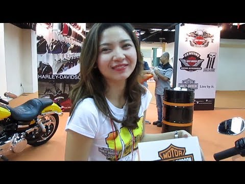 Anna of Investment Banking, NST Matrade Motorshow 2013, P1, Gerryko Malaysia