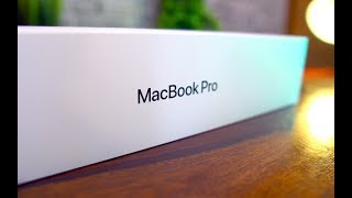 MacBook Pro 13 inch 2019 Unboxing ( Macbook Pro Vs MacBook Air )
