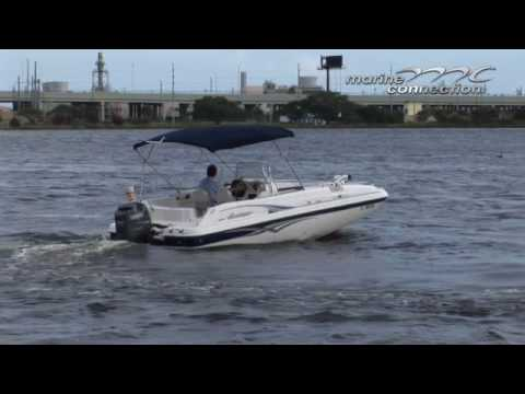 2005 hurricane fundeck gs 211 by marine connection boat sales, we export! -  youtube