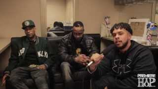 Willie Waze Interviews The Legendary Lord Jamar and Sadat X of Brand Nubian