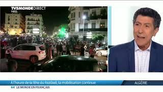 Algérie : quand le foot répond à la contestation