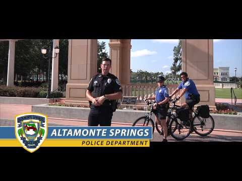 Altamonte Springs Police Department Community Safety