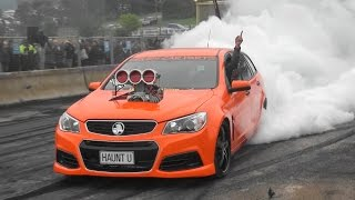 KIWI CARNAGE BURNOUT TEAM AT TREAD CEMETERY 3