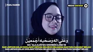 Sholawat Asyghil allahumma sholli ala sayyidina muhammad nissa sabyan ft fadli habibi