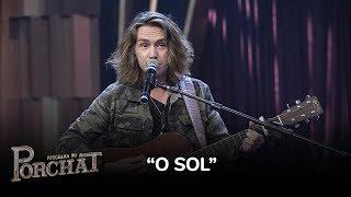 Baixar Vitor Kley anima a plateia do Porchat ao cantar O Sol