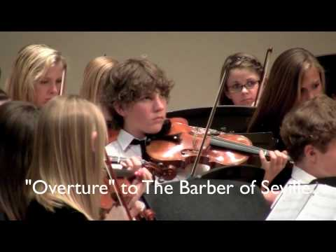 Waterford Middle School Strings Orchestra