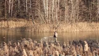 Первый лед Зимняя рыбалка