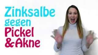 Zinksalbe gegen Pickel und Akne | pixil.info #zinksalbegegenpickel