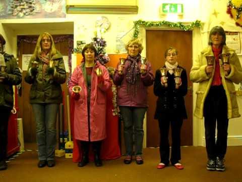 Christmas Carols New Radnor Hand Bells 2011