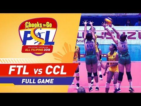 Full Game: QF: F2 Logistics vs. Cocolife | PSL All-Filipino Conference 2018