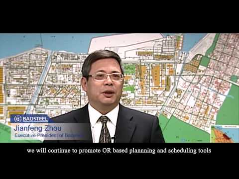 Baosteel President I Edelman Competition Video 2013