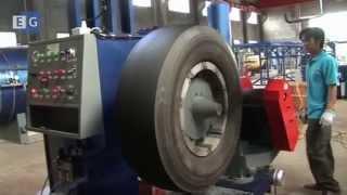 Оборудование для восстановления изношенных шин (полный цикл)