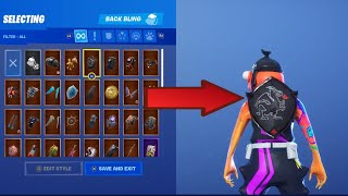BEST COMBOS for the NEW WORLD CUP FISHSTICK SKIN in Fortnite Battle Royale