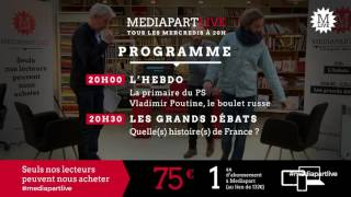 «En direct de Mediapart»: l