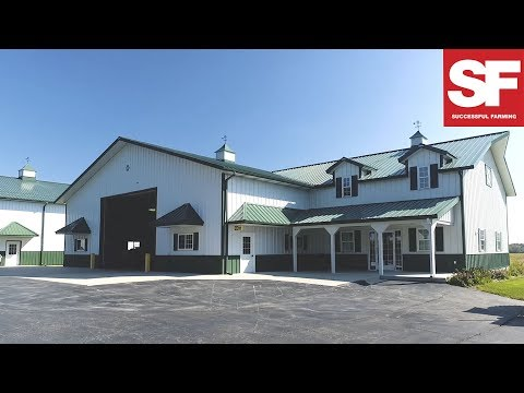 Unbelievable Shop/Office With Room For Used Parts Business | Top Shops | Successful Farming