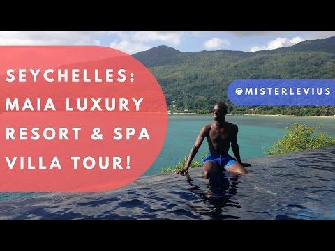 Seychelles: MAIA Luxury Resort & Spa