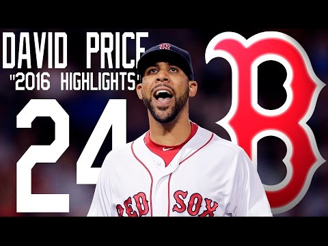 David Price | Boston Red Sox | 2016 Highlights Mix ᴴᴰ