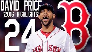 David Price | Boston Red Sox | 2016 Highlights Mix ᴴᴰ