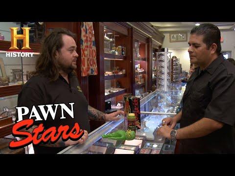 Pawn Stars: Ooze it Toy (Season 12) | History
