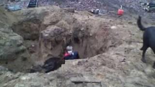 Very Deep Underground Fort Hole