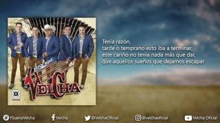 Velcha - Caballito de Mar (Lyric Video Oficial)