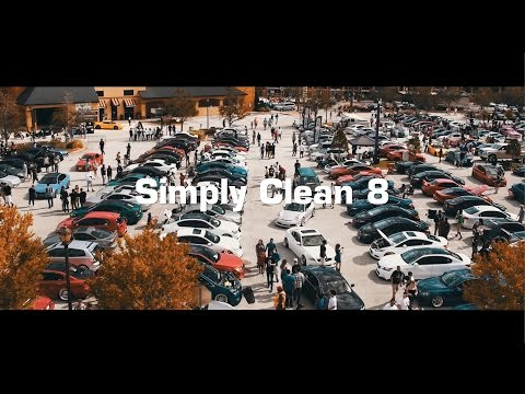 Simply Clean 8 - Presented by Bag Riders