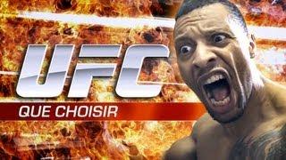 UFC Que Choisir Parodie - Studio Bagel