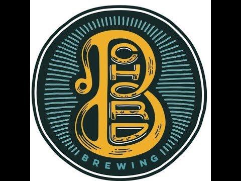 Magnolia Blue at B Chord Brewing Company
