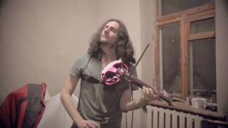 Steve Vai - For The Love Of God violin cover by Michael Shulman