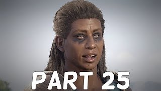 ASSASSIN'S CREED ODYSSEY Walkthrough Gameplay Part 25 : XENIA (PS4) [South African]
