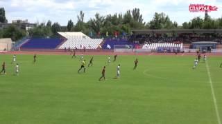 Обзор матча Спартак 2001 г. р.   Локомотив 11 24 с. п.